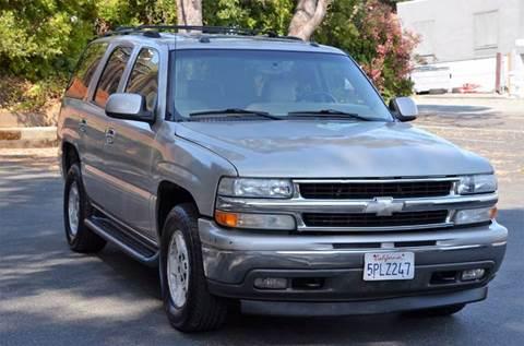 2005 Chevrolet Tahoe for sale at Brand Motors llc - Belmont Lot in Belmont CA