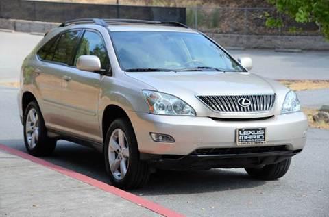 2004 Lexus RX 330 for sale at Brand Motors llc - Belmont Lot in Belmont CA