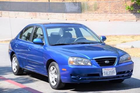 2006 Hyundai Elantra for sale at Brand Motors llc - Belmont Lot in Belmont CA