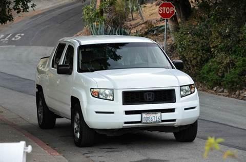 2008 Honda Ridgeline for sale at Brand Motors llc - Belmont Lot in Belmont CA