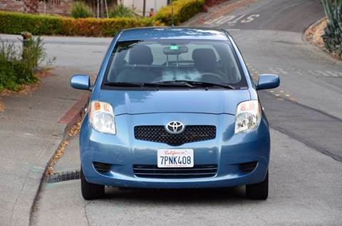 2008 Toyota Yaris for sale at Brand Motors llc - Belmont Lot in Belmont CA