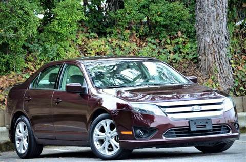 2012 Ford Fusion for sale at Brand Motors llc - Belmont Lot in Belmont CA