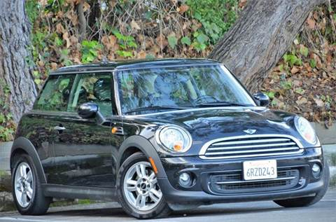 2011 MINI Cooper for sale at Brand Motors llc - Belmont Lot in Belmont CA