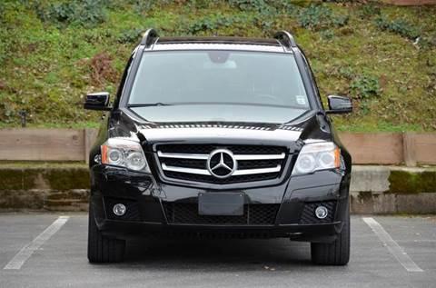 2012 Mercedes-Benz GLK for sale at Brand Motors llc - Belmont Lot in Belmont CA