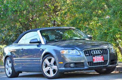 2007 Audi A4 for sale at Brand Motors llc - Belmont Lot in Belmont CA