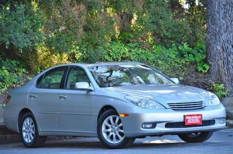 2004 Lexus ES 330 for sale at Brand Motors llc - Belmont Lot in Belmont CA
