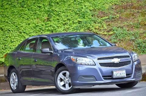 2013 Chevrolet Malibu for sale at Brand Motors llc - Belmont Lot in Belmont CA