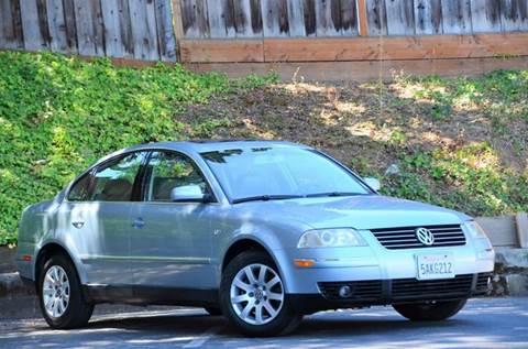 2003 Volkswagen Passat for sale at Brand Motors llc - Belmont Lot in Belmont CA