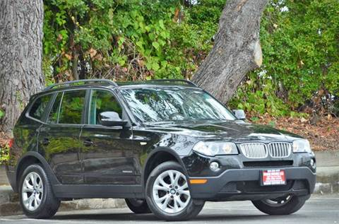 2010 BMW X3 for sale at Brand Motors llc - Belmont Lot in Belmont CA