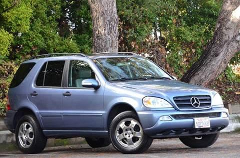 2004 Mercedes-Benz M-Class for sale at Brand Motors llc - Belmont Lot in Belmont CA