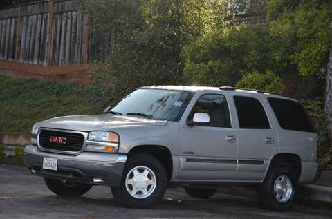 2004 GMC Yukon for sale at Brand Motors llc - Belmont Lot in Belmont CA