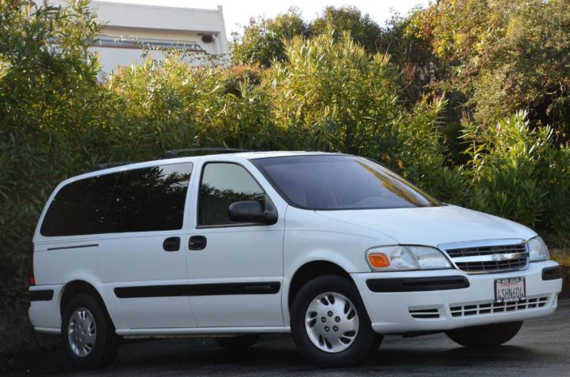 2001 Chevrolet Venture Lt 4dr Extended Mini Van W Abc Abf Package In Belmont Ca Brand Motors Llc