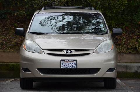 2006 Toyota Sienna for sale at Brand Motors llc - Belmont Lot in Belmont CA