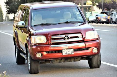 2005 Toyota Tundra for sale at Brand Motors llc - Belmont Lot in Belmont CA