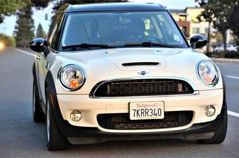 2010 MINI Cooper Clubman for sale at Brand Motors llc - Belmont Lot in Belmont CA