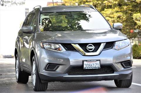 2016 Nissan Rogue for sale at Brand Motors llc - Belmont Lot in Belmont CA