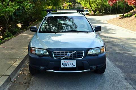 2002 Volvo XC for sale at Brand Motors llc in Belmont CA