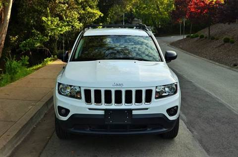 2014 Jeep Compass for sale at Brand Motors llc in Belmont CA