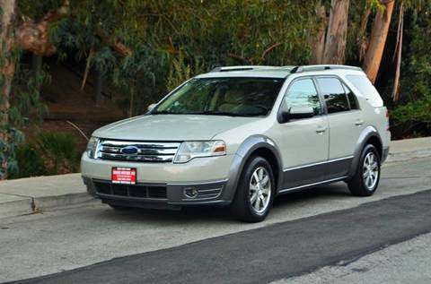 2008 Ford Taurus X for sale at Brand Motors llc in Belmont CA