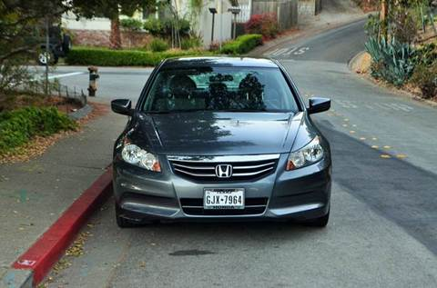 2011 Honda Accord for sale at Brand Motors llc in Belmont CA