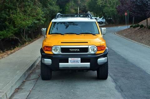 2007 Toyota FJ Cruiser for sale at Brand Motors llc in Belmont CA