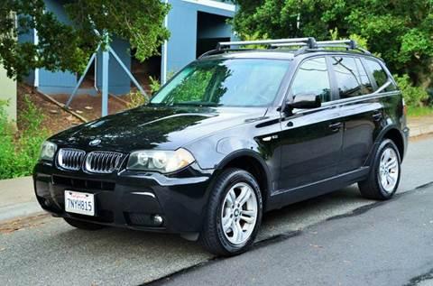 2006 BMW X3 for sale at Brand Motors llc - Belmont Lot in Belmont CA