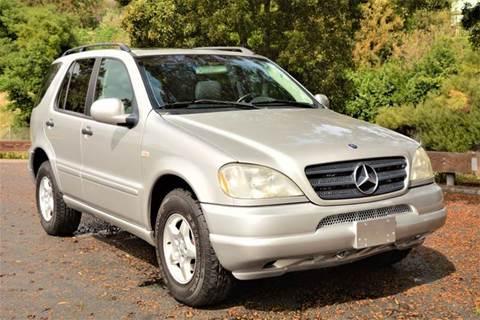 2000 Mercedes-Benz M-Class for sale at Brand Motors llc - Hayward Lot in Hayward CA