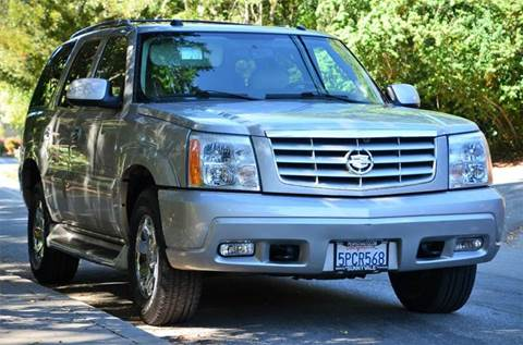 2005 Cadillac Escalade for sale at Brand Motors llc - Belmont Lot in Belmont CA