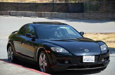 2004 Mazda RX-8 for sale at Brand Motors llc - Belmont Lot in Belmont CA