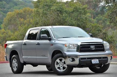 2011 Toyota Tundra for sale at Brand Motors llc - Belmont Lot in Belmont CA