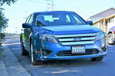 2010 Ford Fusion for sale at Brand Motors llc - Belmont Lot in Belmont CA