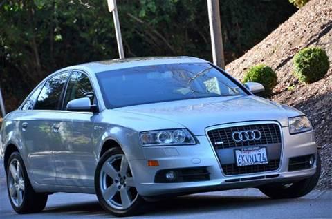 2008 Audi A6 for sale at Brand Motors llc - Belmont Lot in Belmont CA