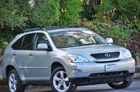 2008 Lexus RX 350 for sale at Brand Motors llc - Belmont Lot in Belmont CA
