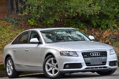 2009 Audi A4 for sale at Brand Motors llc - Belmont Lot in Belmont CA