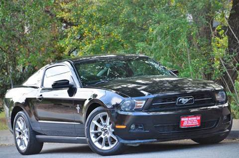 2010 Ford Mustang for sale at Brand Motors llc - Belmont Lot in Belmont CA