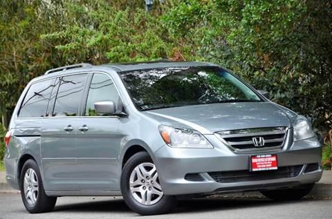 2007 Honda Odyssey for sale at Brand Motors llc - Belmont Lot in Belmont CA