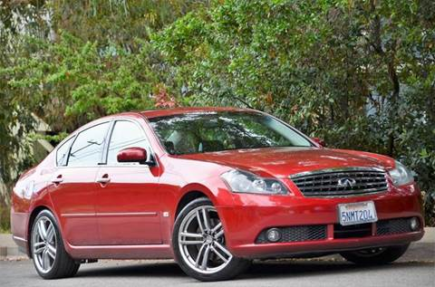 2006 Infiniti M45 for sale at Brand Motors llc - Belmont Lot in Belmont CA