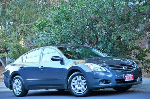 2010 Nissan Altima for sale at Brand Motors llc - Belmont Lot in Belmont CA