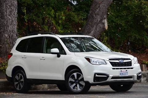 2017 Subaru Forester for sale at Brand Motors llc - Belmont Lot in Belmont CA