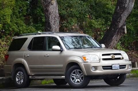 2007 Toyota Sequoia for sale at Brand Motors llc - Belmont Lot in Belmont CA
