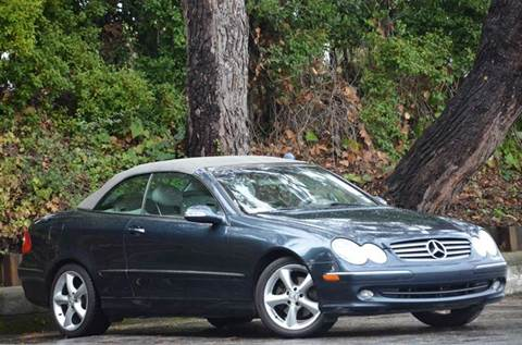 2005 Mercedes-Benz CLK for sale at Brand Motors llc - Belmont Lot in Belmont CA