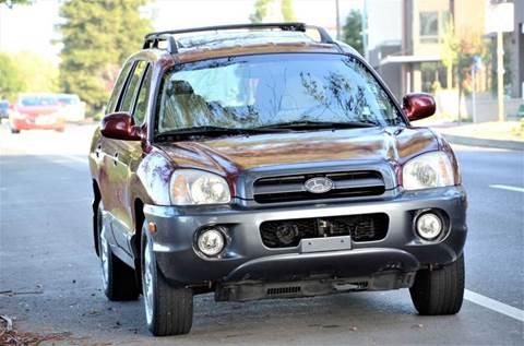 2005 Hyundai Santa Fe for sale at Brand Motors llc - Belmont Lot in Belmont CA