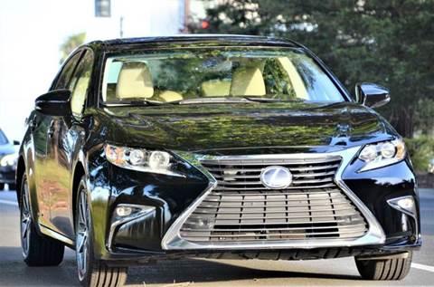 2016 Lexus ES 300h for sale at Brand Motors llc - Belmont Lot in Belmont CA