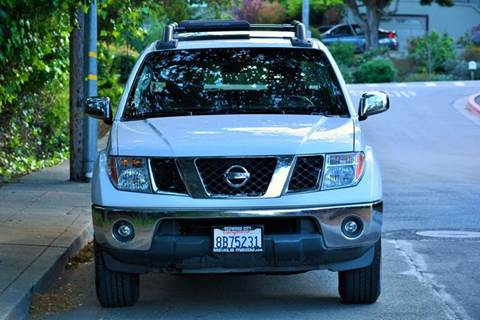 2006 Nissan Frontier for sale at Brand Motors llc in Belmont CA