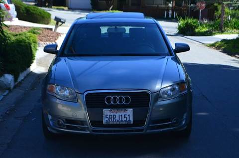 2006 Audi A4 for sale at Brand Motors llc in Belmont CA