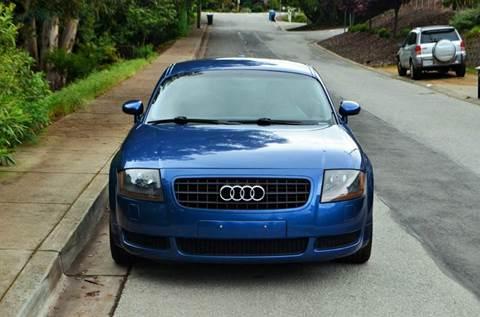 2005 Audi TT for sale at Brand Motors llc in Belmont CA