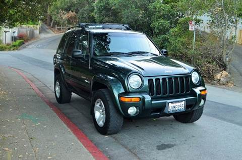 2002 Jeep Liberty for sale at Brand Motors llc in Belmont CA