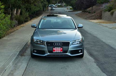 2009 Audi A4 for sale at Brand Motors llc in Belmont CA