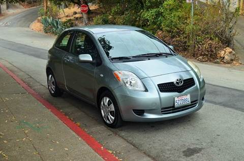 2007 Toyota Yaris for sale at Brand Motors llc in Belmont CA