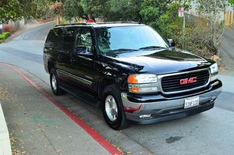 2006 GMC Yukon XL for sale at Brand Motors llc in Belmont CA